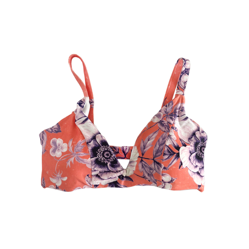 FLOR x MALAI bikinitop