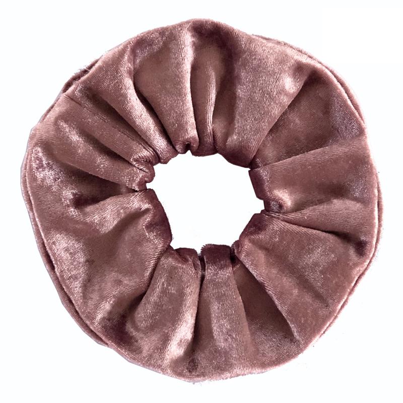JULIA velvet scrunchie grande