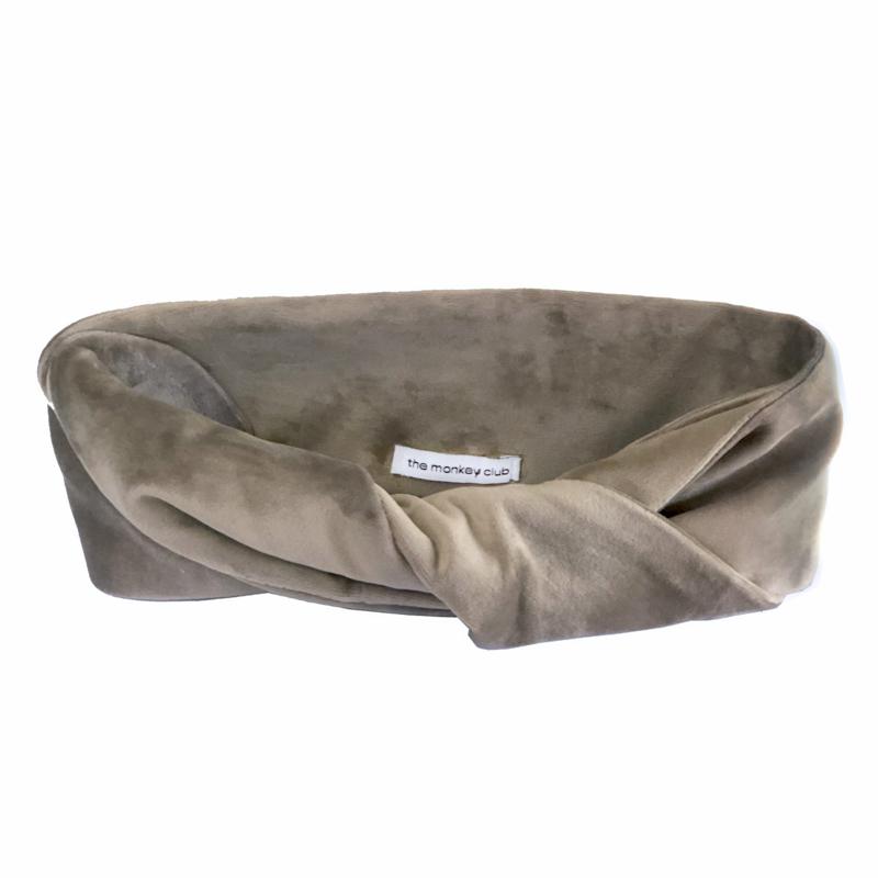 MONA velvet headwrap
