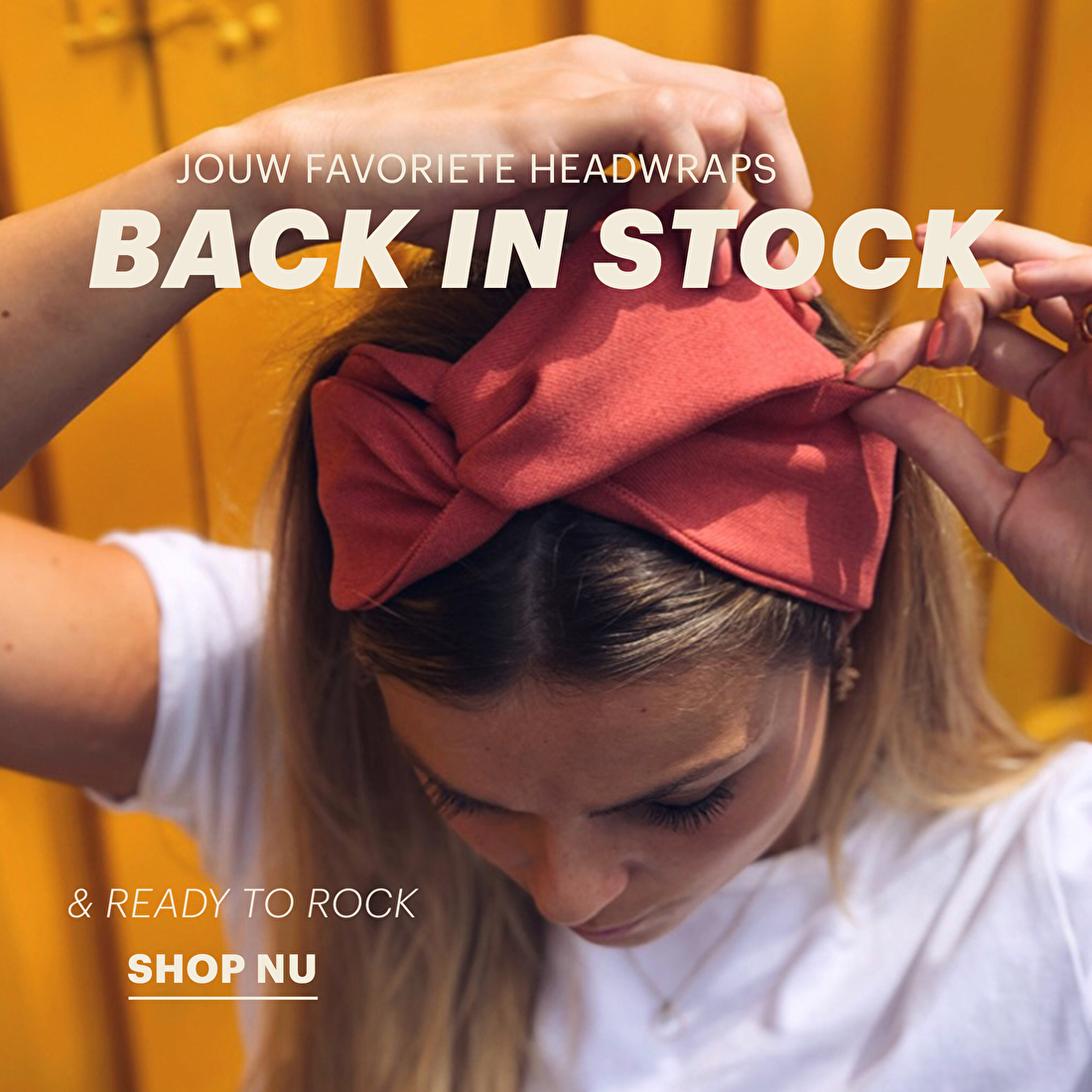 jouw favoriete headwraps zijn weer back in stock. Bestsellers the monkey club.