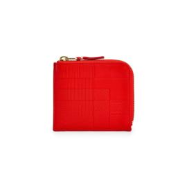 CDG Intersection Wallet Red SA3100LS