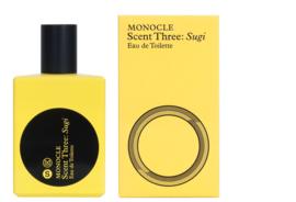 Comme des Garçons: Monocle Scent Three: Sugi EDT - 50ml