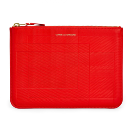 CDG Intersection Wallet Red SA5100LS