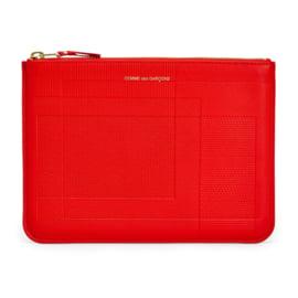 CDG Intersection Wallet Red SA5100LS