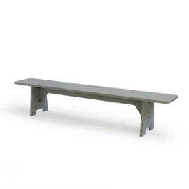 Crisis Bench Un-lacquered 240cm