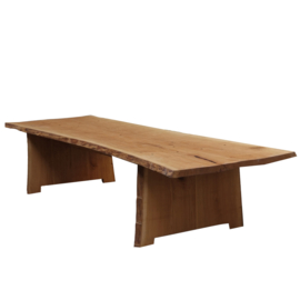 Tree-trunk Table 300cm