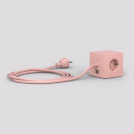 Square 1 - Old Pink