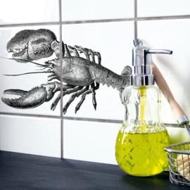 Sticker: Lobster