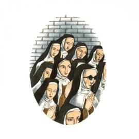 Cire Trudon: Candle  Carmelite - 270gr