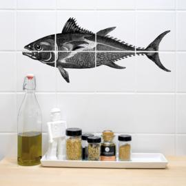 Sticker: Tonfisk