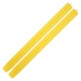 Candle Column Yellow 2 candles