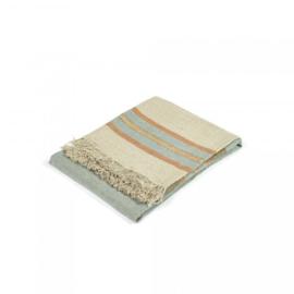 The Belgian Towel Multi Stripe 55*65