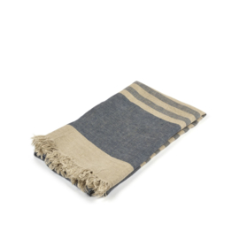 The Belgian Towel Sea Stripe - 110*180