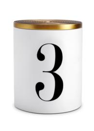 L'Objet: Candle Eau d'Egée N°3 - 350gr