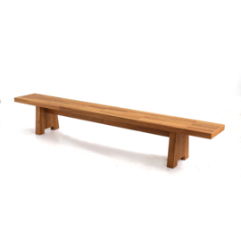 Canteen Bench in Oak