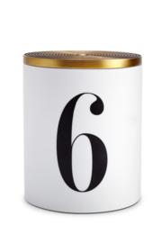 L'Objet: Candle Jasmin d'Inde N°6 - 350gr