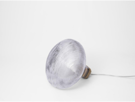 Tidelight - Pierre Favresse - Table and floor lamp smoked