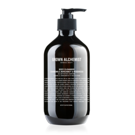 Body Cleaser: Chamomile, Bergamot & Rosewood - 500ml