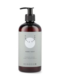 Hand Soap 450ML Ginger-Sage-Pink Grapefruit