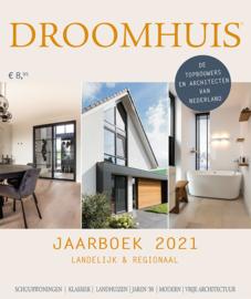 Droomhuis Jaarboek 2021 (196 pagina's)