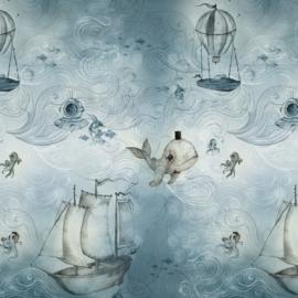 Jimmy Cricket behang The ocean stories