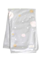 Majvillan jersey deken confetti grey