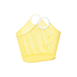 Sun Jellie Fiesta shopper small daisy yellow