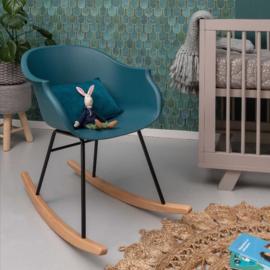 Kids Depot Jazzy schommelstoel blue