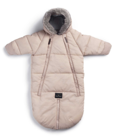 Elodie Details Car Seat overall powder pink