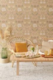 Majvillan behang June Honey beige 136-03