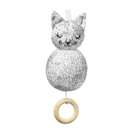Elodie Details Muziekmobiel Kitty Dots of Fauna