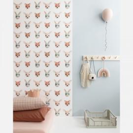 Studio Ditte Bosdieren behang