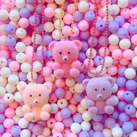 Pop Cutie 90's Babies Binky Bear Rose