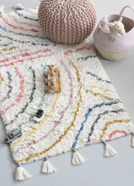 Kids Depot kleed Berber pastel