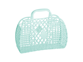 Sun Jellie Retro basket large mint