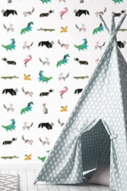 Kek Tangram Animals WP-421