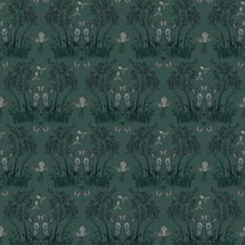 Jimmy Cricket Mighetto Garden Pine green behang