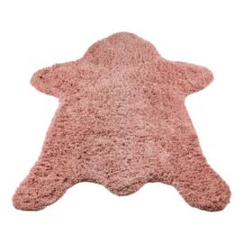 Kids depot groot kleed bear oud roze