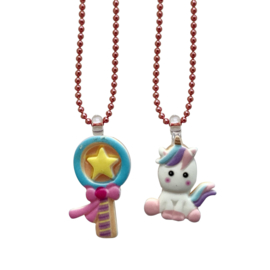 Pop Cutie Gacha  kinderketting magic wand