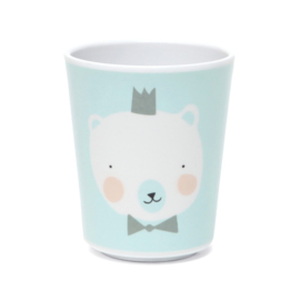 Beker Polar Bear Petit Monkey