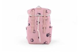 Jojo factory peuter rugtas pink bog