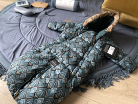 Elodie Details Car Seat overall Forest Feathers