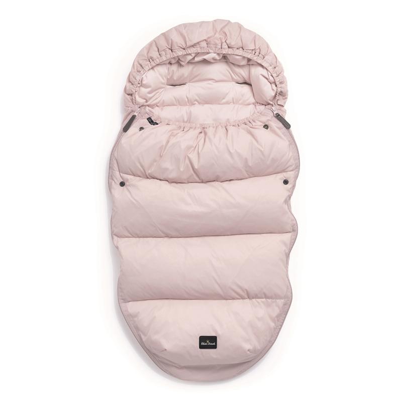 Elodie Details Stroller Bag Down Powder Pink voetenzak