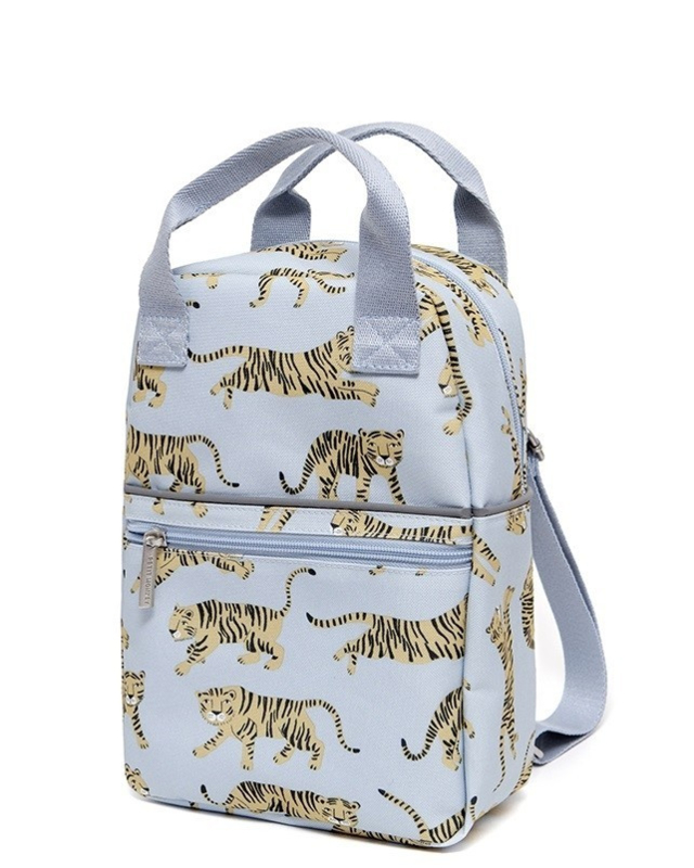 Rugzak tigers grey peuter (petit monkey)