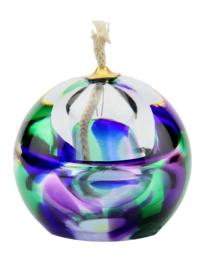 As- Olielampje * Purple -Green - Blue
