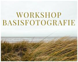 Workshop - basisfotografie