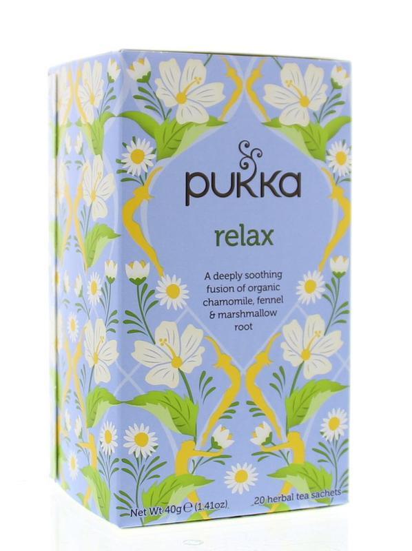 Pukka relax thee