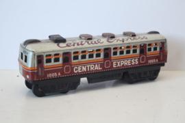 "Blikken Speelgoed - Tram ""Central Express 1005A"""