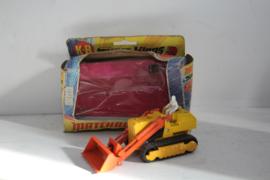 Matchbox K-8 Superkings - caterpillar (shovel)