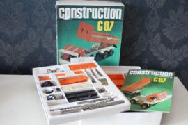 Construction C07 bouwdoos kiepwagen - DDR jaren 80